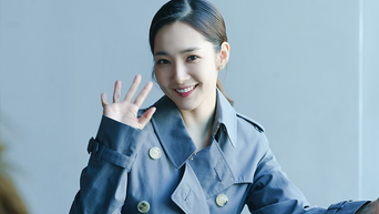 Park MinYoung, 'When the Weather Is Fine' Drama Set Behind-the-Scene Part 2