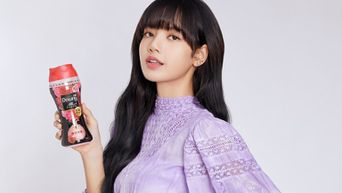 BLACKPINK's Lisa Becomes The Model For Fabric Softener 'Downy' In China
