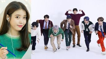 Netizens Wonder Who Will Break The Record For Melon Music Unique Users After BTS And IU