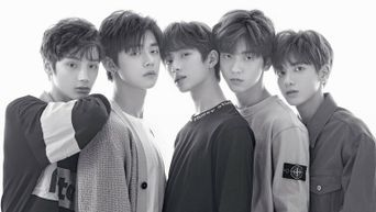Fans Were Worried About TXT Members After Seeing Blood-like Substance In Teasers
