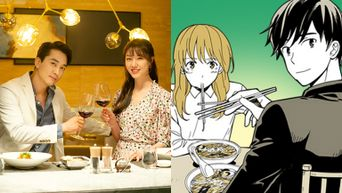 Take A Look At Webtoon 'Dinner Mate' With Upcoming Drama Adaptation