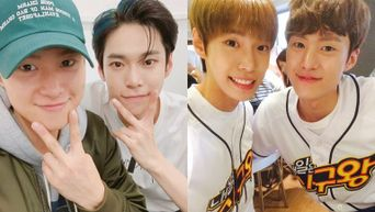 Netizens Believe That NCT's DoYoung And His Brother, Gong Myung Are Blessed With Good Physique