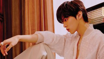 Kim YoHan, Lee EunSang And More Show Support For Kim WooSeok's Solo Album 'GREED'