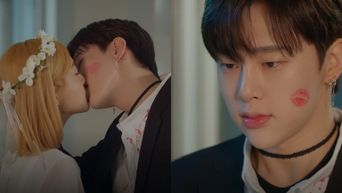 The Fact Behind The Kiss Scene Of Kwon HyunBin & Han ChaeKyung In 'The World Of My 17'