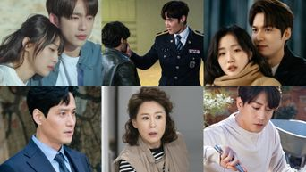 Which Drama Top Ratings This Weekend?: 'The King: Eternal Monarch', 'The World Of The Married', …