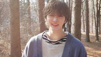 NU'EST's Ren Posts Beautiful Pictures Of Him In The Forest Ahead Of Comeback