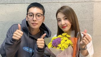 Sandara Park Posts Adorable Picture Together With WINNER's JinWoo