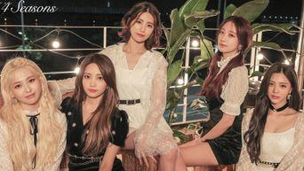 DIA 6th Mini Album 'Flower 4 seasons' Concept Photo