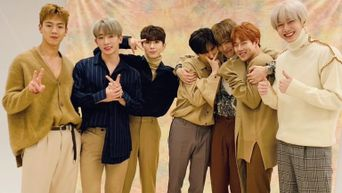 MONSTA X Fine Each Other For Being Late