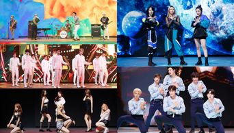 Happy Time & Amazing Stages Of 'KCON:TACT 2020 SUMMER' Day 6