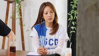 Lee HyoRi Behind The Scenes Of Variety Show 'Hangout with Yoo'
