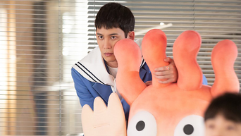 Park KiWoong, Drama Poster Shooting Of 'Kkondae Intern' Behind-the-Scene - Part 1