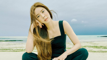 Son DamBi For Marie Claire Magazine July Issue