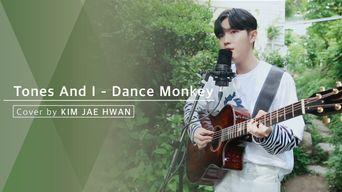 Tones And I - Dance Monkey (cover by. Kim JaeHwan)