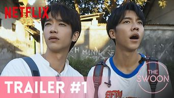 First Teaser Of Netflix TV Show 'Twogether' With Lee SeungGi & Jasper Liu