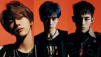 WayV 1st Full Album 'Awaken The Wolrd' Concept Photo (WinWin, Kun, Ten Ver.)