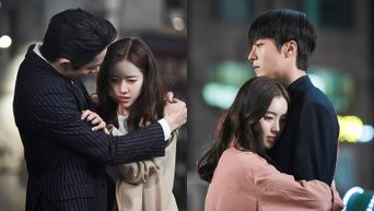 8 Scenes That Proved The Perfect Chemistry Of Jang KiYong, Jin SeYeon, & Lee SooHyuk In 'Born Again'
