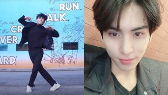 SF9's TaeYang Dances In The U.S. For New Cover & Talks About Language Barrier & Working Process