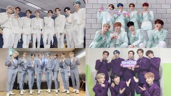 E'LAST Stage Outfits Receive Compliments For Their Color Coordination And More