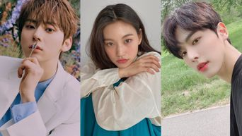 5 K-Pop Idols From Mnet 'Produce' Series Acting In 3 Upcoming Playlist Web Dramas