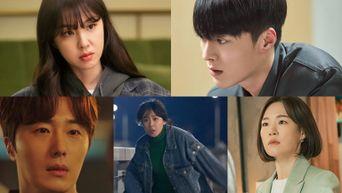 Monday-Tuesday Korean Drama Ratings | 1st Week Of June