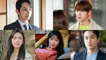 Monday-Tuesday Korean Drama Ratings | 2nd Week Of June