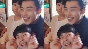 Woo DoHwan Is The Uncle We All Would Like To Have