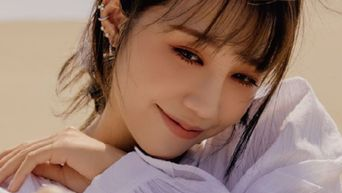 Apink's Jeong EunJi 4th Mini Album 'Simple' Teaser Image