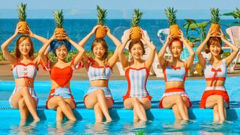 April Summer Special Album 'Hello Summer' Concept Photo