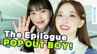 POP OUT BOY! Behind-the-Scenes! They're Even More Fun Than The Epilogue!