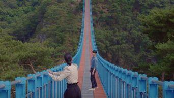 K-Drama 'It's Okay To Not Be Okay' Filming Location Of Suspension Bridge Date