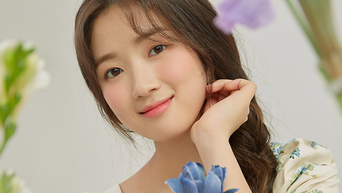 Kim HyeYoon Take New Profile Photographs