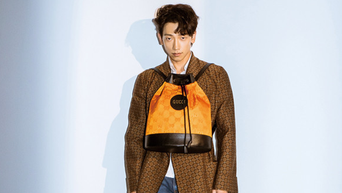 Rain For ARENA HOMME Magazine August Issue
