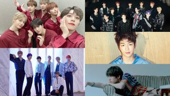 22 Male K-Pop Group And Solos Making Their Comeback And Debut In August