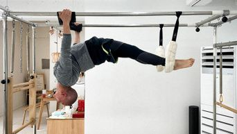 The K-Pop Idol Who Wows Fans With His Flexibility In Pilates