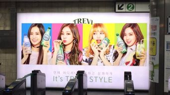 Top 5 Idol Groups Dominating Subway Ads In South Korea