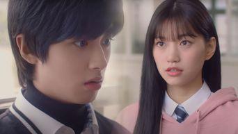 Weki Meki's DoYeon Kisses Kim MinKyu In 'Pop Out Boy!'