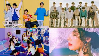 8 K-Pop Teams Who Will Be Making Their Comeback And Debut On Mnet 'Countdown'