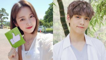 KBS 'Music Bank' Welcomes OH MY GIRL's ARin And TXT's SooBin As Their New MCs