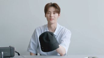 NU'EST's MinHyun Thinks That No One Can Recognise Him If He Wears A Hat And Mask
