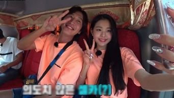 Hilarious Moment Of How Lee KwangSoo Failed To Get IZ*ONE's WonYoung Number On 'Running Man'