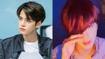THE BOYZ's YoungHoon Talks About His New Hairstyle For Upcoming Web Drama 'Love Revolution'