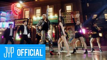 J.Y. Park - 'When We Disco (Duet with SunMi)' M/V