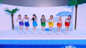 Answers To 5 Of The Questions From Cherry Bullet, 'Aloha Oe' MV Quiz!