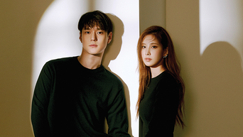 Go KyungPyo X SeoHyun For Marie Claire Magazine September Issue