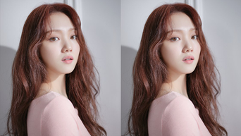 Lee SungKyung, Commercial Shooting Behind-the-Scene