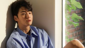 Yoon ShiYoon For Marie Claire Magazine August Issue Behind-the-Scene - Part 1