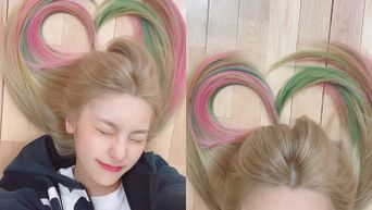 ITZY's YeJi Colourful Candy Like Hair For Comeback Draws Attention