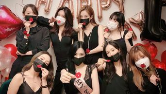 Girls' Generation Gathers To Celebrate 13 Years Since Debut
