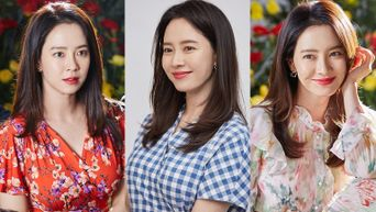 Find Out About The 3 Beautiful Dresses Worn By Song JiHyo In 'Was It Love?' Posters